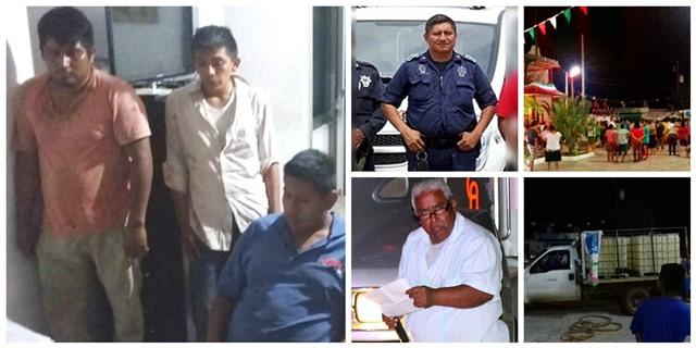 En Hidalgotitlán; atrapan a delincuentes y policías cómplices