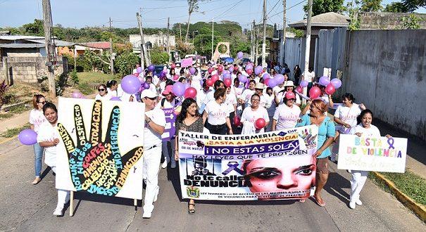 Conmemoran a la Mujer en Cosoleacaque.