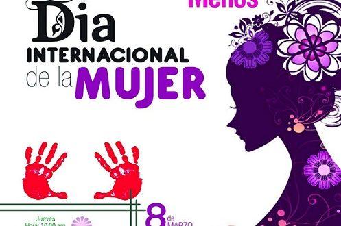 Convocan mujeres periodistas, a la segunda concentración anual del 'Día Internacional de la Mujer'