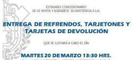 DGTTE entregará tarjetones a concesionarios del Transporte Público en Minatitlán