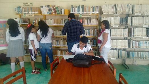 Estas vacaciones de Pascua, las Bibliotecas Municipales ofrecen servicios a todos los niños en Cosoleacaque.