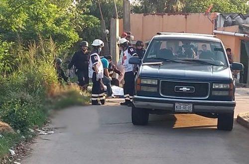 En Coatzacoalcos agrden a dos hermanos; muere uno y el otro hospitalizado grave