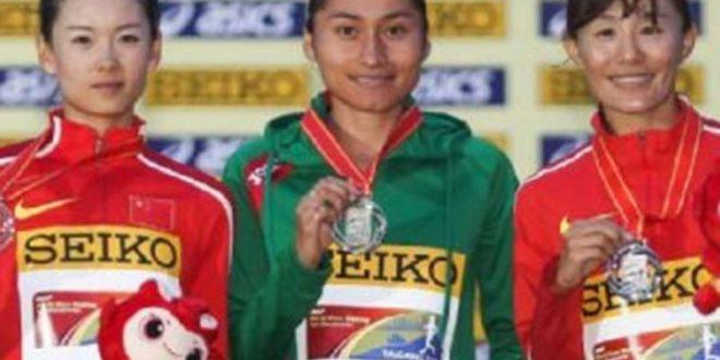 Lupita González logra histórico doblete en China
