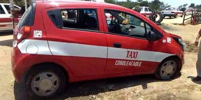 En Cosoleacaque; ejecutan a hijo de excomandante de la policía intermunicipal